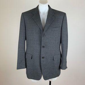 Canali Virgin Wool Blazer